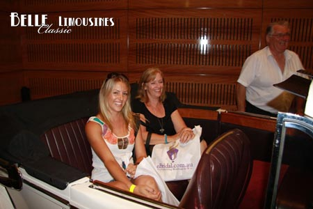 wedding cars and limos perth