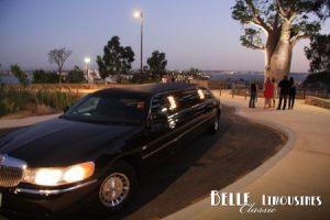 perth limo hire