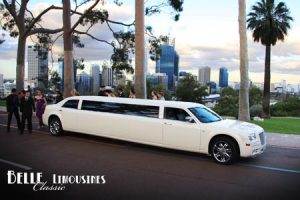 The Chrysler 300C at Kings Park