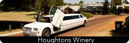 chrysler limo wine tours