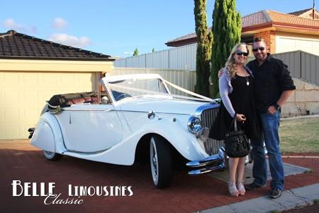 jaguar limousines perth