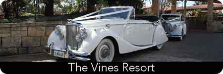 jaguar mk5 wedding transport
