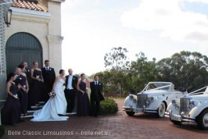 st columbas church wedding