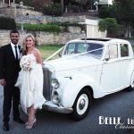classic chauffeured wedding cars