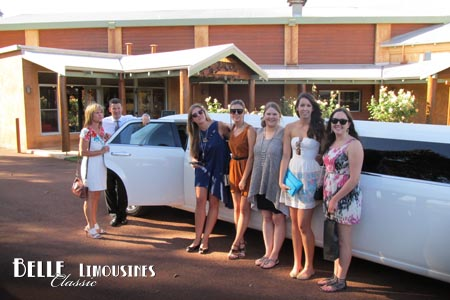 swan valley limo tour