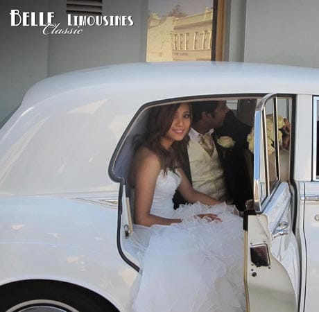 fremantle wedding limos