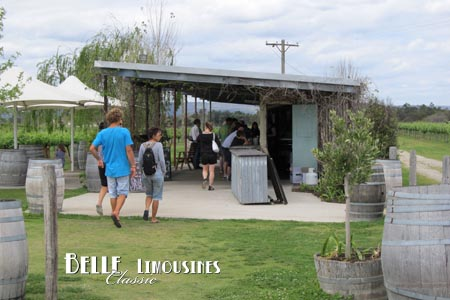 lancaster winery in the swan valley