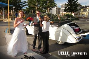 Photo fun at Cottesloe Beach