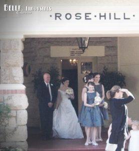 rolls royce limousine perth