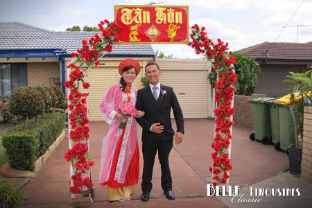 traditonal wedding ceremony