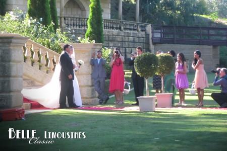 classic wedding cars perth
