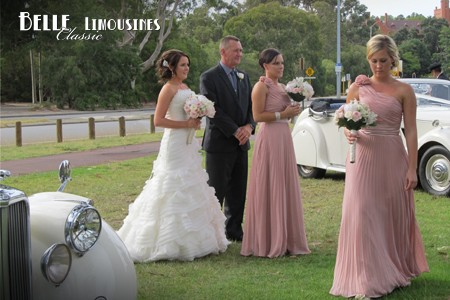 matilda bay wedding cars