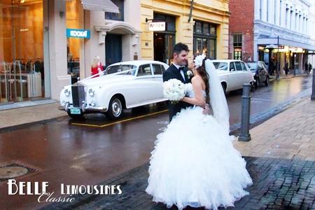 king street wedding limos