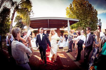 rose and crown hotel wedding