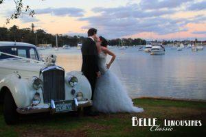 bentley classic wedding cars