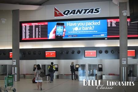 perth domestic airport