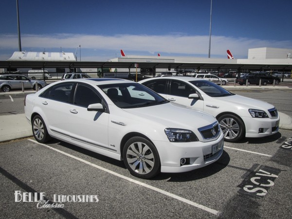 holden caprice chauffeur cars