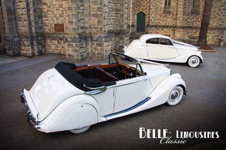beautiful bridal cars perth