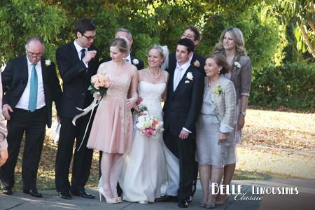 perth bridal cars