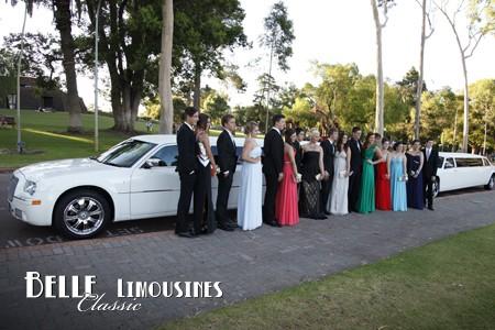school ball limousines