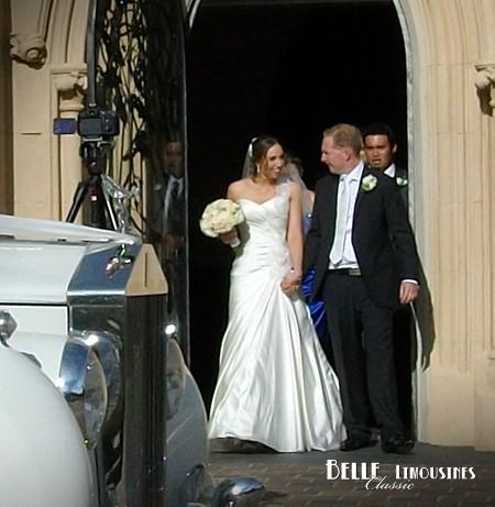 perth classic wedding cars