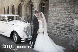 jaguar wedding transport