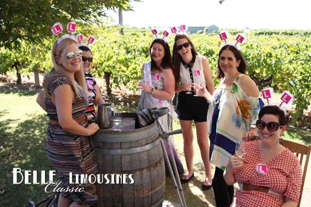 lancaster winery tour perth
