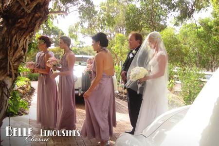 bridal cars perth