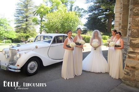 jaguar wedding limos in perth