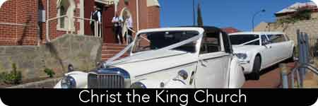 fremantle wedding car hire