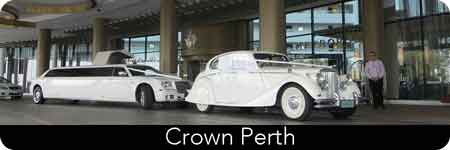chrysler limos perth