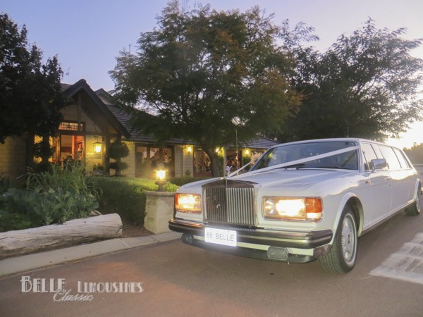 rolls royce limousine service