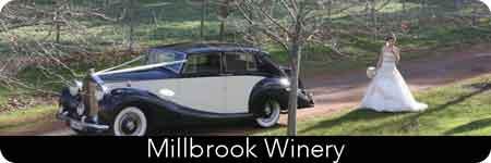 vintage bridal transport