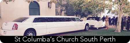 limos at perth weddings