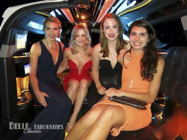 luxury limo hire