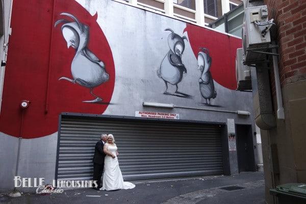 wolf lane street art