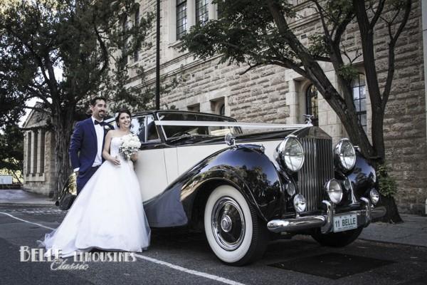 rolls royce limousine