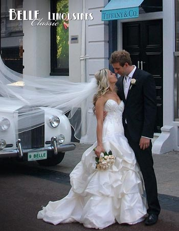 rolls royce wedding limos perth