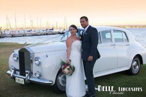 vintage wedding cars perth