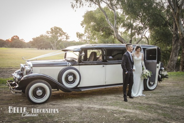 vintage limousine hire