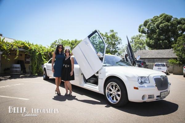 limo wine tours