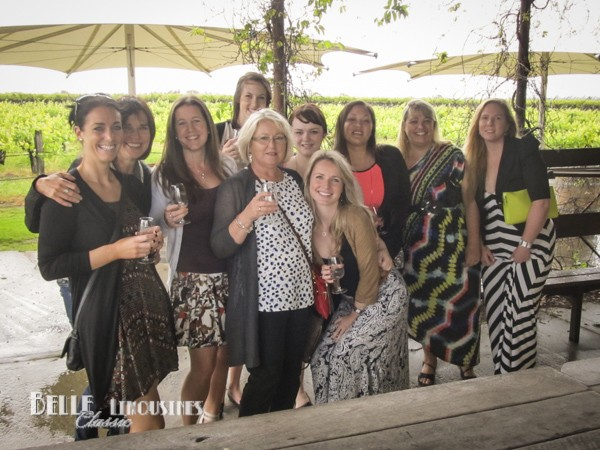 swan valley winery tour