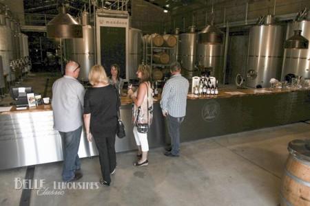 limo wine tour perth