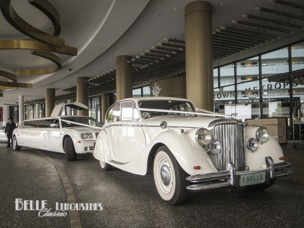 perth wedding transport
