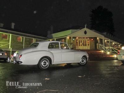 chrysler limousine hire