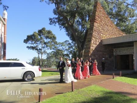 limo hire in Perth