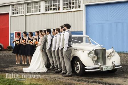 best wedding car hire