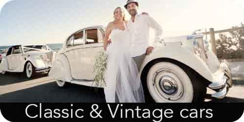 luxury bridal transport