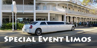 event limo hire