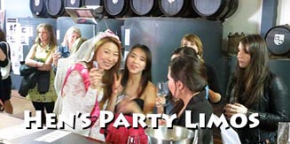 hens-party-limos